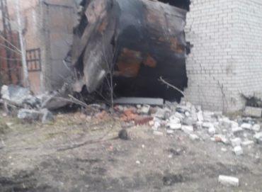 Демонтаж ёмкостей из здания